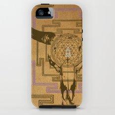 Wild Buffalo iPhone (5, 5s) Tough Case