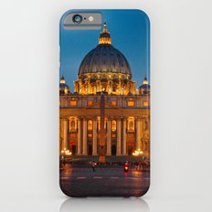 Basilica Papale di San Pietro in Vaticano - Rome - Italy iPhone 6 Slim Case