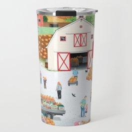 The Harvest Moon Travel Mug