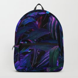 Future Garden Tropical Night Backpack