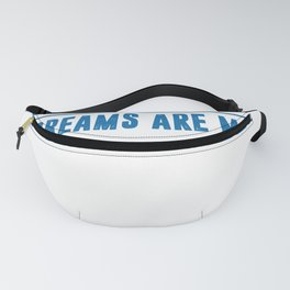sweden sweden where dreams are made scandinavia Fanny Pack