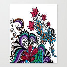Bright & Happy Canvas Print