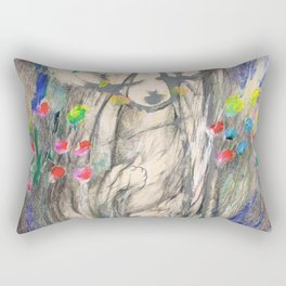 Mary I (Cocoon) Rectangular Pillow