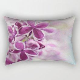 lilac Rectangular Pillow
