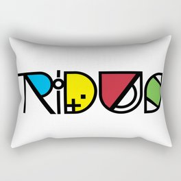 The Tridus Rectangular Pillow