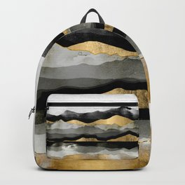 Golden Spring Moon Backpack
