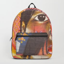 Continental Summit of Indigenous Peoples Mural Backpack