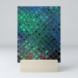 gem tile scape vol.2 Mini Art Print