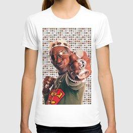 Scratch T-shirt