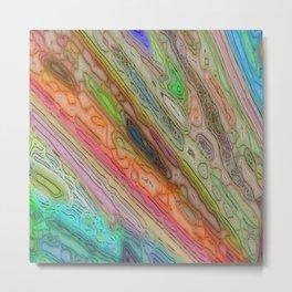 Rainbow II Metal Print