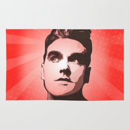 The Smiths - This Charming Man - Pop Art Rug