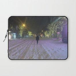 Commute Blizzard of 2016 Laptop Sleeve