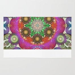 Elevation Mandala - The Mandala Collection Rug