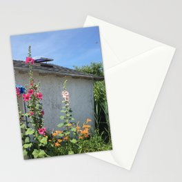 Martha's Vineyard Flowers Stationery Cards