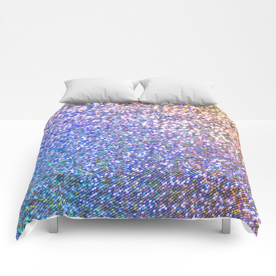Glitter Rainbow by thebackwaterco