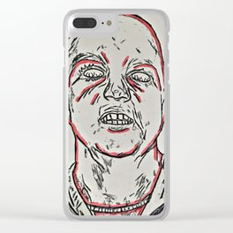 B. S. Misfortune Clear iPhone Case