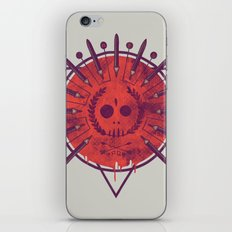 Mars iPhone & iPod Skin