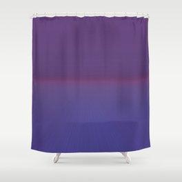 Majestic Royal Purple Hues Shower Curtain
