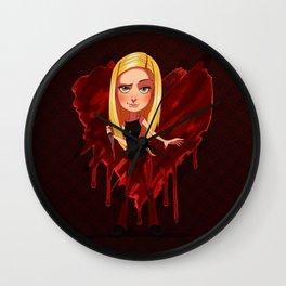 Buffy the Heart Slayer Wall Clock