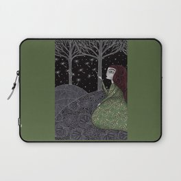 My Winter Stars Laptop Sleeve