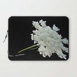 Freely... No Strings... Laptop Sleeve