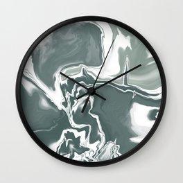 Ink #3 Wall Clock