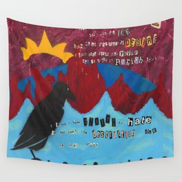 Ransom of the Earth  Wall Tapestry
