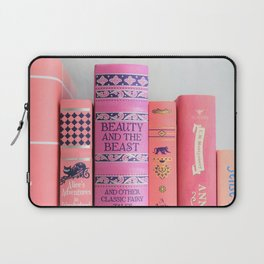 Shelfie in Pink Laptop Sleeve