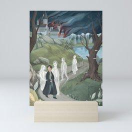 Into the Woods Mini Art Print
