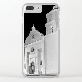 Mission San Luis Rey De Francia Clear iPhone Case