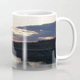 Boat House Row, Schuylkill River, PA Coffee Mug