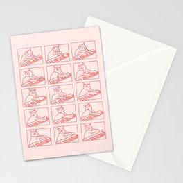 Cat in Meme Major Stationery Cards