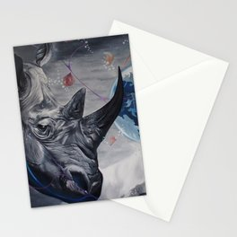 Regards from Eternity. Stationery Cards
