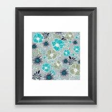 Soulful Summer  Framed Art Print
