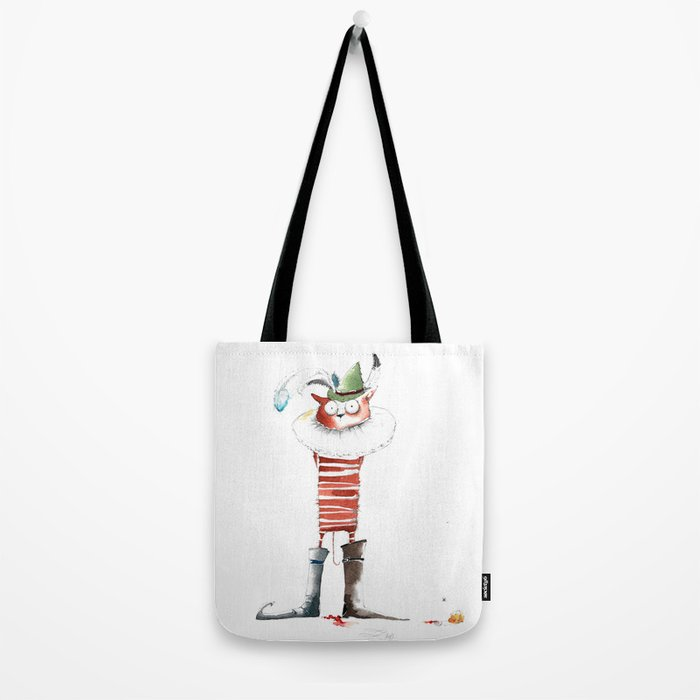 Naughty Boy Tote Bag