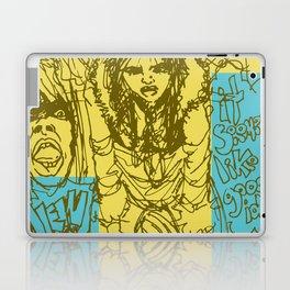 Mal y de Malas Laptop & iPad Skin