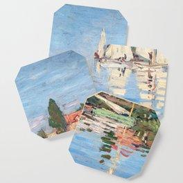 Claude Monet - Regattas at Argenteuil Coaster