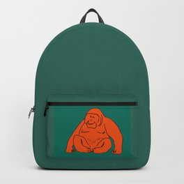 The Marvellous Orangutan Backpack