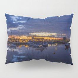 Harbour Night Flight Pillow Sham