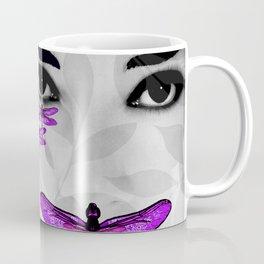 DRAGONFLY WOMAN 2 Coffee Mug