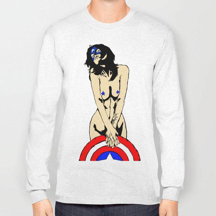 The second avenger Long Sleeve T-shirt