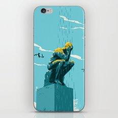 Depression iPhone & iPod Skin