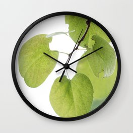 Against the Dying of the Light Wall Clock