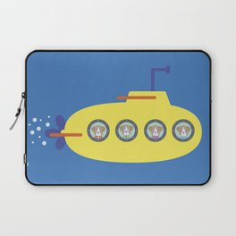 The Beagles - Yellow Submarine Laptop Sleeve
