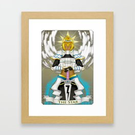 BLEACH - Harribel, the Star Empress Framed Art Print