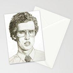 Napoleon Dynamite Multi-Pattern Portrait Stationery Cards