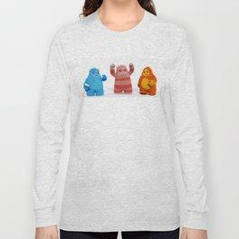 Yeti Attack Long Sleeve T-shirt