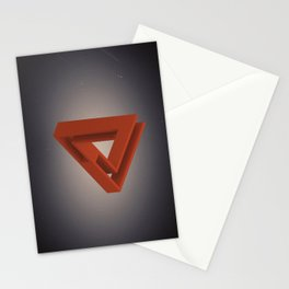 Triangle Stationery Cards