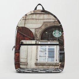 Prague life Backpack
