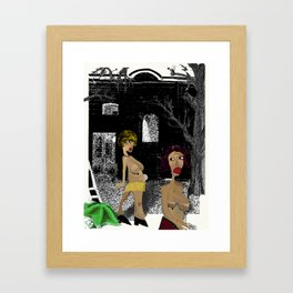 Beautybound Framed Art Print